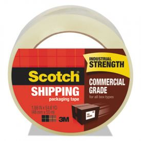 Scotch® 3750 Commercial Grade Packaging Tape, 3