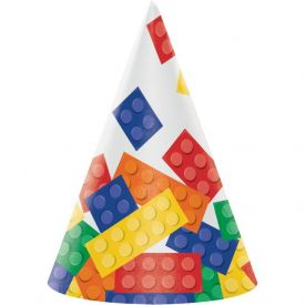 Block Party Paper Party Hats, Child Size