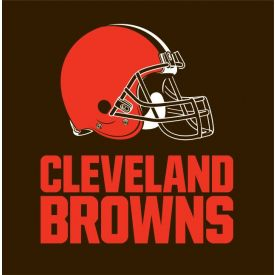 NFL Cleveland Browns Lunch Napkins 2 ply