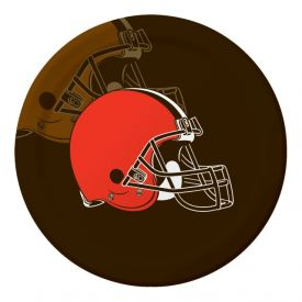 NFL Cleveland Browns Dinner Plates 9