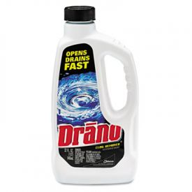 Drano® Liquid Clog Remover, 32 oz Safety Cap Bottle