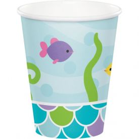 Mermaid Friends 9 oz Hot/Cold Cups