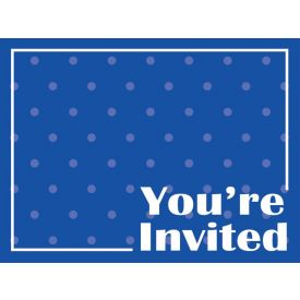 Cobalt Invitation