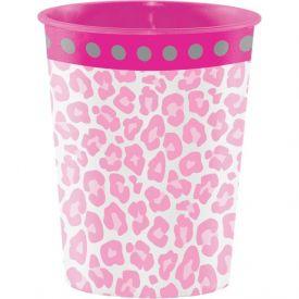 Sparkle Spa Party! 16 oz Plastic Keepsake Cup