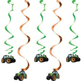Tractor Time Dizzy Danglers