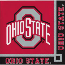 Ohio State University Beverage Napkins