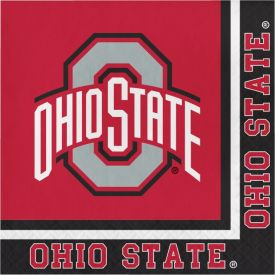 Ohio State University Lunch Napkins