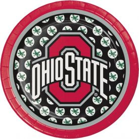 Ohio State University Appetizer or Dessert Plates 7