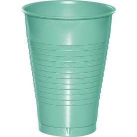 Fresh Mint 12 oz Plastic Cups
