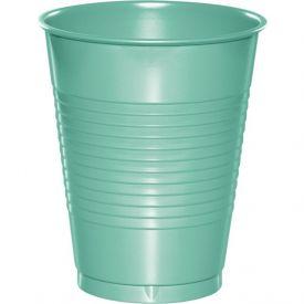 Fresh Mint 16 oz Plastic Cups