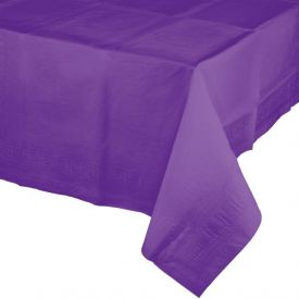 Amethyst Tissue Tablecover 54