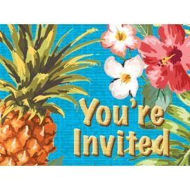 Aloha Aloha Invitation