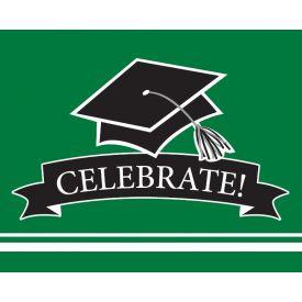 SCHOOL SPIRIT School Spirit Green Invitation