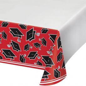 SCHOOL SPIRIT School Spirit Red Tablecover