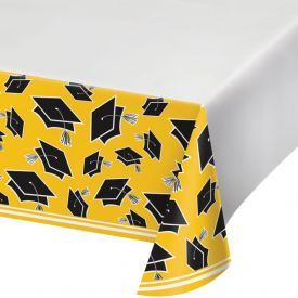 SCHOOL SPIRIT School Spirit Yellow Tablecover