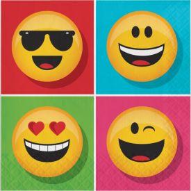 Show Your Emojions Luncheon Napkin