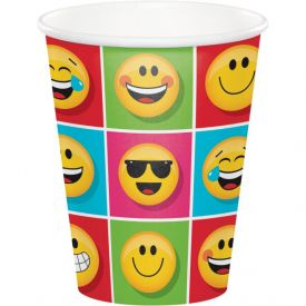 Show Your Emojions Hot/Cold Cups, 9 oz.