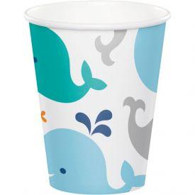 Lil' Spout Blue Hot/Cold Cups 9 oz.