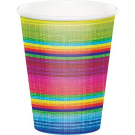 Serape Hot/Cold Paper Cups 9 oz.