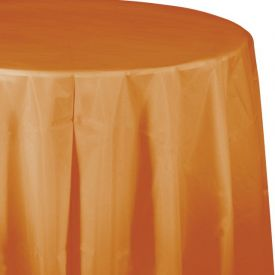 Pumpkin Spice Tablecover, Octy Round 82