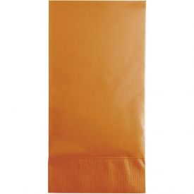 Pumpkin Spice Guest Towels 3-Ply