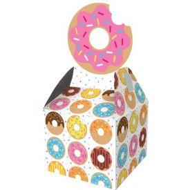 Donut Time Favor Box