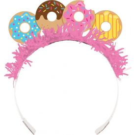 Donut Time Tiara