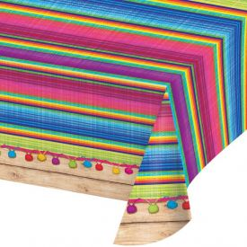 Serape Plastic Table Covers 54