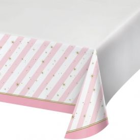Twinkle Toes Plastic Tablecover Border, 54