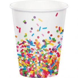 Sprinkles Hot/Cold Cups, 9 oz.