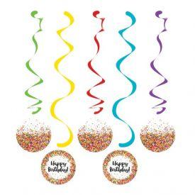 Sprinkles Dizzy Danglers Assorted