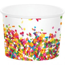 Sprinkles Treat Cups 9oz
