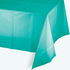 Teal Lagoon Tablecover Pl 54