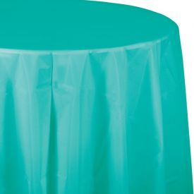 Teal Lagoon Tablecover, Octy Round 82