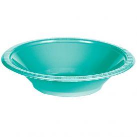 Teal Lagoon Premium Pl Bowls 12 oz.