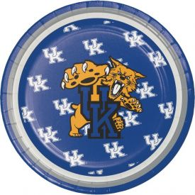 University of Kentucky Appetizer or Dessert Plates 7