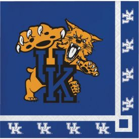 University of Kentucky Beverage Napkins, 2-Ply