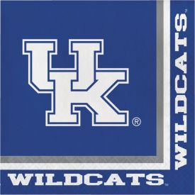 University of Kentucky Lunch Napkins 2-Ply