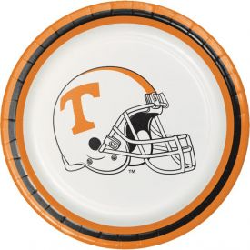 UNIV OF TENNESSEE, KNOXVILLE LUNCHEON PLATE