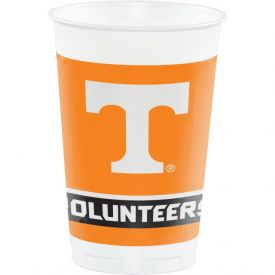 UNIV OF TENNESSEE, KNOXVILLE 20 OZ PLASTIC CUPS