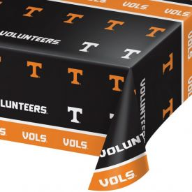 UNIV OF TENNESSEE, KNOXVILLE PLASTIC TABLECOVER