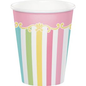 CAROUSEL HOT/COLD CUPS 9 OZ.