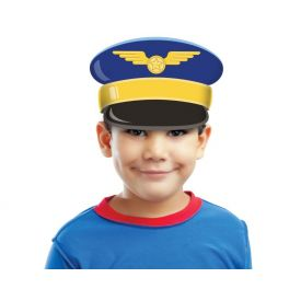 LIL' FLYER AIRPLANE HEADBAND CHILD SIZE