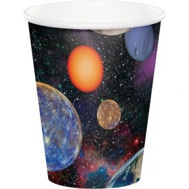 Space Blast Cups, Hot/Cold 9 oz