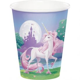 Unicorn Fantasy 9 oz Hot/Cold Cups