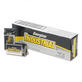 Energizer® Industrial® Alkaline Batteries, 9V