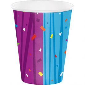 Milestone Celebrations Cups, Hot/Cold 12 oz