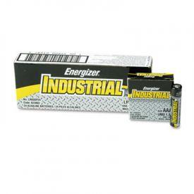 Energizer® Industrial® Alkaline Batteries, AAA
