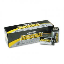 Energizer® Industrial® Alkaline Batteries, D