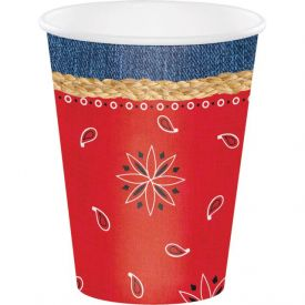 Bandanarama Cups, Hot/Cold 12 oz